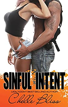 Sinful Intent (ALFA Private Investigators Book 1) (English Edition) di [Bliss, Chelle]