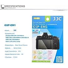 PROfoto.Trend/JJC Protector de Pantalla LCD de Cristal Líquido óptico para Olympus OM-D E-M1, E-M10, E-M10 MARK II, PEN E-P5, E-PL7, E-M5 Mark II, PEN-F