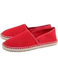 Armani Jeans Damenschuhe Espadrilles Canvas Shoe 925157
