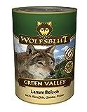 Wolfsblut Dose Green Valley mit 41% Lammfleisch und 25% Lachs 6 x 395 g