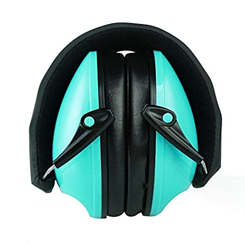 Anti-noise earmuffs,Foldable Earmuffs - Suitable for children aged 3-12,Safety Earmuffs, harmless high density by GRD
