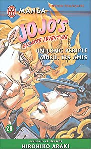 Stardust Crusaders - Jojo's Bizarre Adventure Saison 3 Edition simple Tome 16