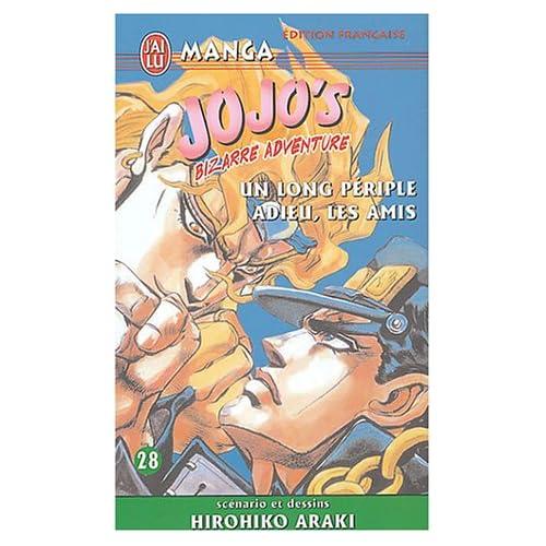 Jojo's Bizarre Adventure, tome 28