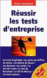 Réussir les tests d'entreprise