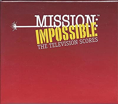 Mission: Impossible - The Television Scores Box (6CD)