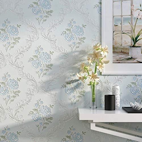 Korean Stil Schöne 3D Gebrochen Blume Schlafzimmer Wohnzimmer Sofa Fernseher Vlies Tapeten 0,53 * 10 Mt,#1