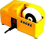Excel CDF02449 Affilacoltelli ad Acqua Mola, 100 mm, 45 W, Rosso