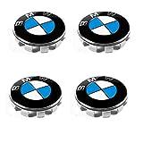 Original BMW Satz Emblem Embleme für Felge 1 Satz = 4 Stück