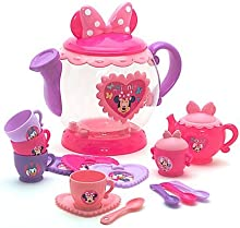 Minnie Mouse Teapot Tea Party Play Set