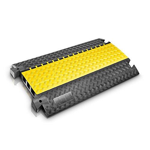 ADAM HALL DEFENDER 3 - PROTECTOR DE CABLE (CABLE FLOOR PROTECTION  NEGRO  -30 - 60 °C)