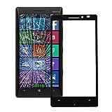 Displayglas Front Austausch Glas Schwarz für Nokia Lumia 930 Zubehör Reparatur KIT Werkzeug Schwarz