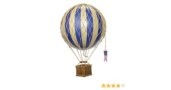 Authentic Models - Dekoballon - Jules Verne - Ballon Blau - 18 cm ...
