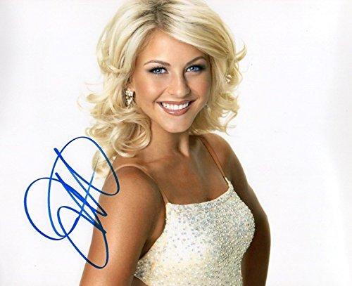 FM Julianne Hough Signiert Autogramme 21cm x 29.7cm Plakat Foto