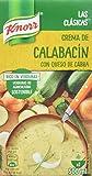 Knorr Las Clásicas Crema de Calabacín con Queso de Cabra - 500 ml