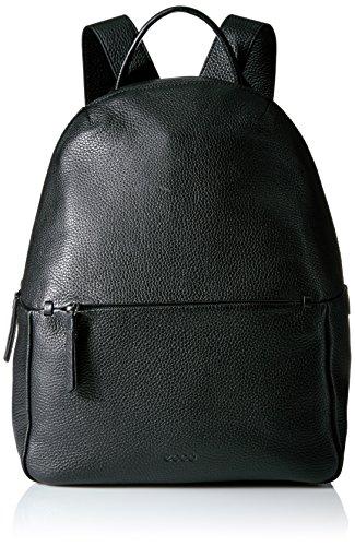 Ecco Ecco Sp Backpack, Sacs portés dos femme, Schwarz (Black), 15x35x28 cm (L x H P)
