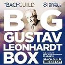 Big Gustav Leonhardt Box The Bach Guild Recordings 1952-1955