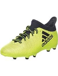 Adidas Performance ACE 17.3 FG Scarpe da calcetto con tacchetti black zalando neri Pelle