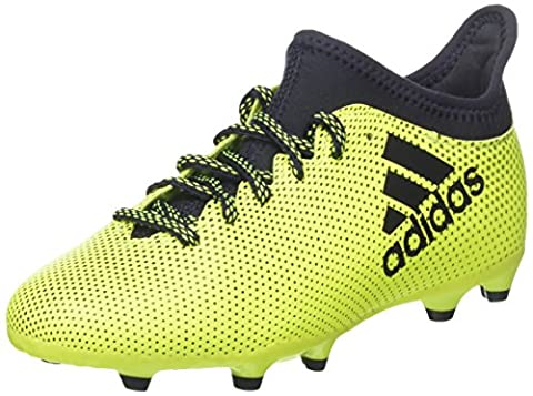 adidas X 17.3 FG, Chaussures de Football Entrainement Mixte Enfant,