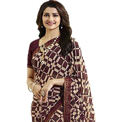Saree Prachi New Women's Saree (Latest Arrival)