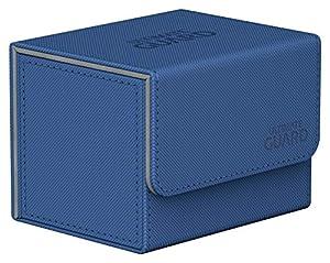 Ultimate Guard ugd010759 Sidewinder 100Plus tamaño estándar Xenoskin Cubierta Caso, tamaño estándar, Color Azul