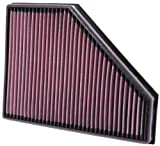 33-2942 K&N Replacement Air Filter High Flow Design for Increased Performance