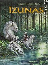 La Légende des Nuées Ecarlates : Izunas : Tome 1, Kamigakushi
