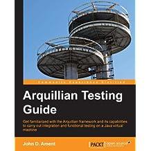 Arquillian Testing Guide (English Edition)