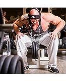C.P. Sports 38762 Sangle d'entraînement pour muscler la tête et la nuque, Noir, Taille unique