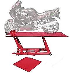 DEMA Pont élévateur Mobile 24359 pour Moto de jusqu'à 500kg