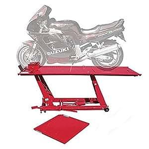 Dema 24359 Motorradhebebühne fahrbar 500 kg