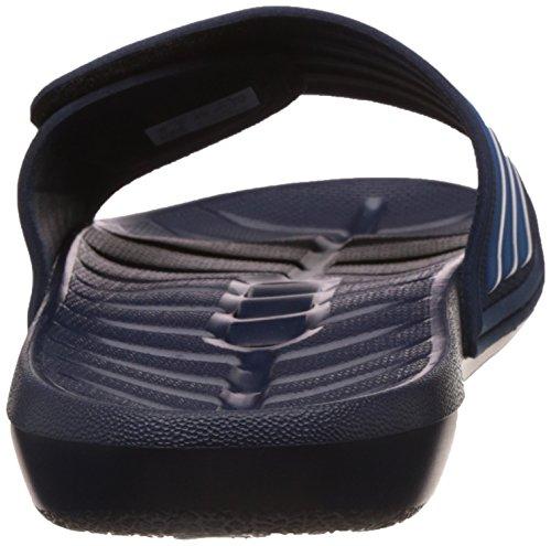 adidas Herren Kyaso Adj Flip-Flops Blau (Azuimp/maruni/maruni)