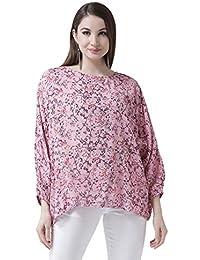0bf0843d9ebb4 THE VANCA Women s Plain Regular fit Shirt