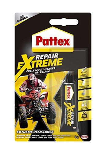 Pattex Mehrzweck-100{2b8ae3223637ae6a15094cca1ba60df249e58abd32517b2ada1fdc3e196d0509} Repair Gel 8g