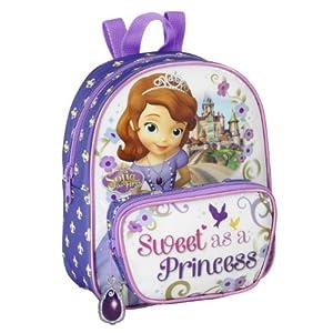 51BZecqXRsL. SS300  - Princesa Sofía - Mini Mochila Infantil (SAFTA 611416533)