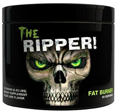 Cobra Labs The Ripper - 150 grams Great Fat Burner (Razor Lime) from Cobra Labs