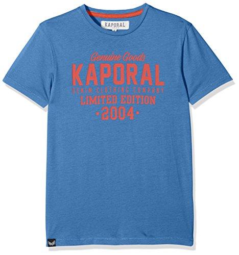 Kaporal Ruff, T-Shirt Garçon, Bleu (Cobalt), 16 Ans (Taille Fabricant: 16A)