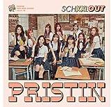 Photo de Pledis Entertainment PRISTIN - SCHXXL Out [in ver.] (2nd Mini Album) CD+Booklet+1Postcard+1Sticker+1Photocard par Pledis Entertainment