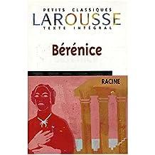 Bérénice / Racine / Réf33792