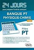 Physique-chimie 24 jours pour préparer loral du concours Arts et Métiers - Filière PT - 2e édition actualisée