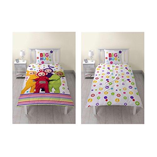 Speelgoed bontempi telpltds002nl3–teletubbies di biancheria da letto con cuscino, 200x 140cm