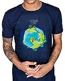 Photo de Cosmic Saint Officiel Yes Fragile T-Shirt Unisexe Près du The Edge par Cosmic Saint