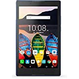 Lenovo Tab3 8 Tablet (8 inch, 16GB, Wi-Fi + 4G LTE, Voice Calling), Slate Black