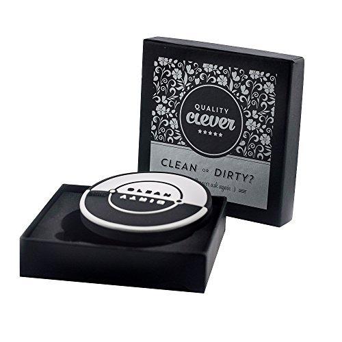 Quality Clever Calidad Inteligente Magnética Lavavajillas Muestra  Limpiarla/sucia Con Construido En El Abrelatas De