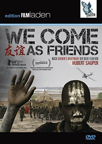 We Come As Friends, 1 DVD