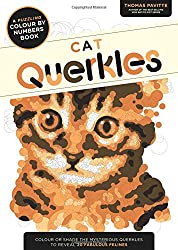 Cat Querkles (Colour By Numbers Books)
