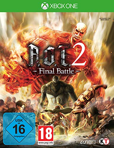 A.O.T. 2: Final Battle [Xbox One]