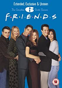 Friends Season 6 - Extended Edition [DVD]