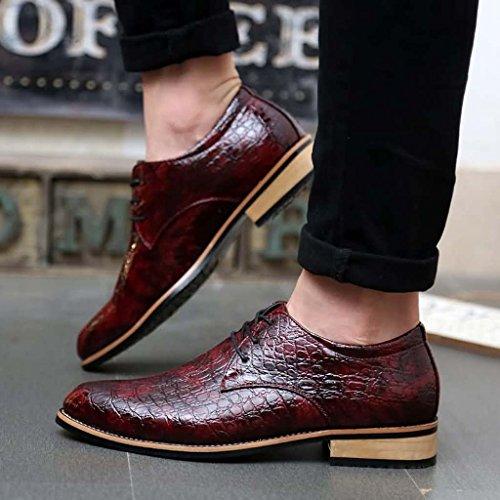 Zxcv Outdoor Shoes Zapatos Casuales Para Hombres Zapatos Rojos Para Hombres