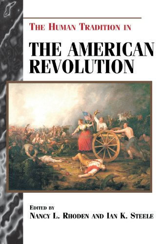 the-human-tradition-in-the-american-revolution