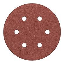 Bosch Pro Schleifblatt Expert for Wood and Paint Holz und Farbe für Exzenterschleifer (5 Stück, Ø 150 mm, Körnung 180, C430)